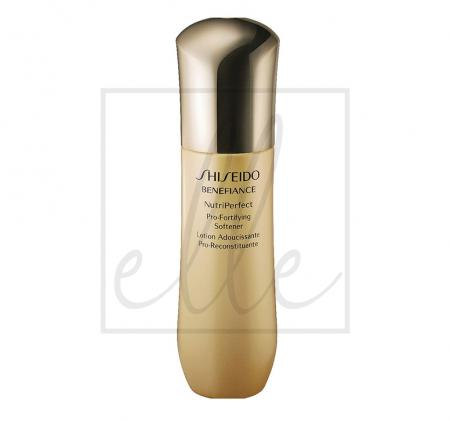 Shiseido benefiance nutriperfect pro fortifying softener - 150ml