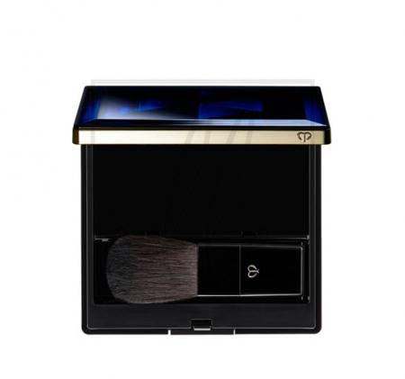 Clé de peau beauté powder blush duo case & brush