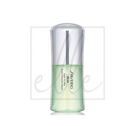 Shiseido ibuki quick fix mist    50