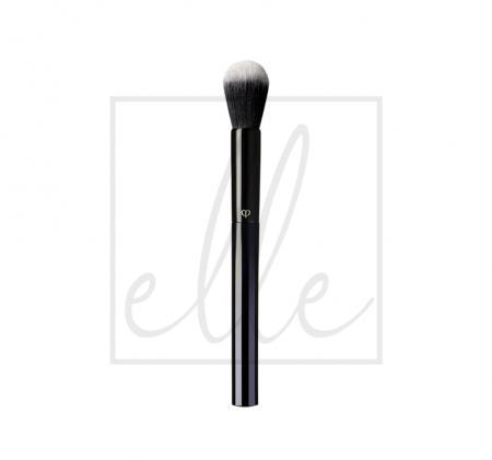 Clé de peau beauté powder & cream blush brush