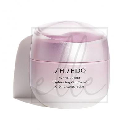 Shiseido white lucent brightening gel cream - 50ml