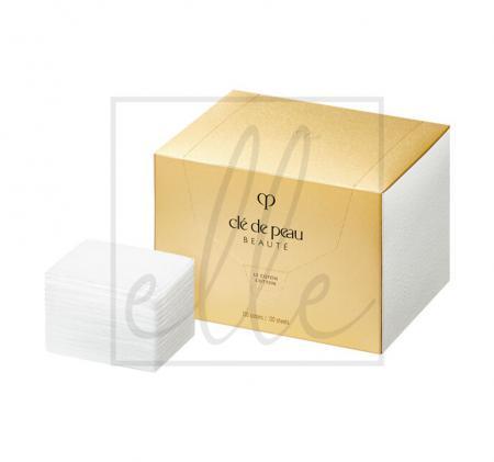 Clé de peau beauté cotton - 120 sheets