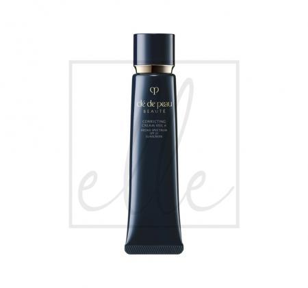 Clé de peau beauté correcting cream veil spf25 pa++ - 37ml