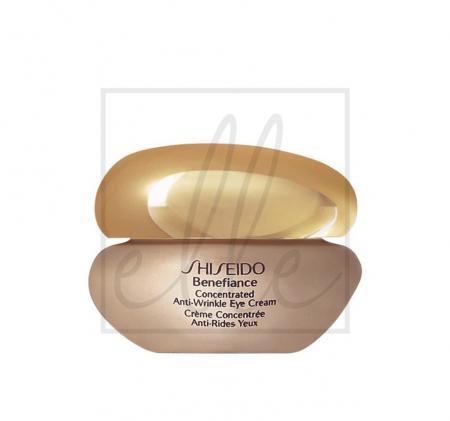 Shiseido benefiance concentrated anti wrinkle eye cream - 15ml