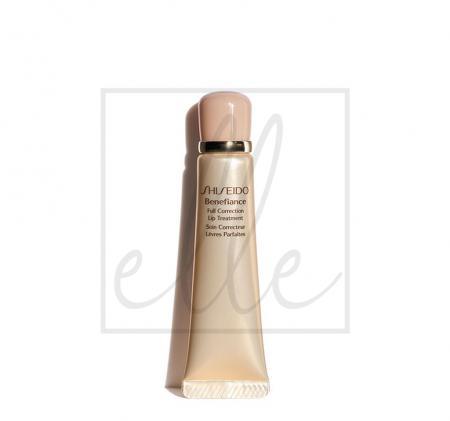 Shiseido benefiance full correction lip treatment - 15ml