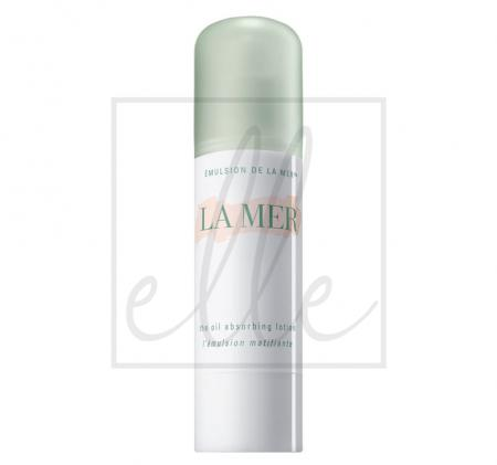 The oil absorbing lotion oil free lotion - 50ml