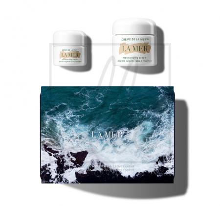 La mer creme x creme cult collection gift set
