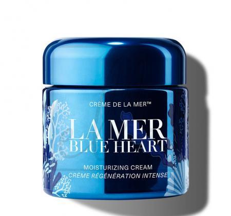 Blue heart creme de la mer moisturizing cream - 100ml (limited edition 2019)