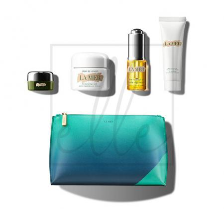 La mer the revitalizing renewal collection gift set