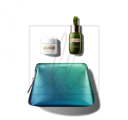 La mer the soothing moisture set