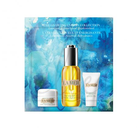 La mer the glowing energy collection gift set