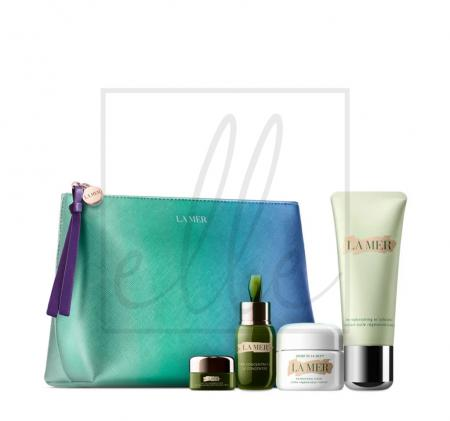 La mer replenishing moisture set