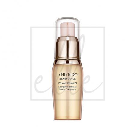 Shiseido benefiance wrinkleresist24 energizing essence - 30ml