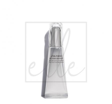 Shiseido bio performance glow revival eye treatment - 15ml