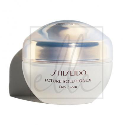 Shiseido future solution lx total protective face cream spf 20 - 50ml
