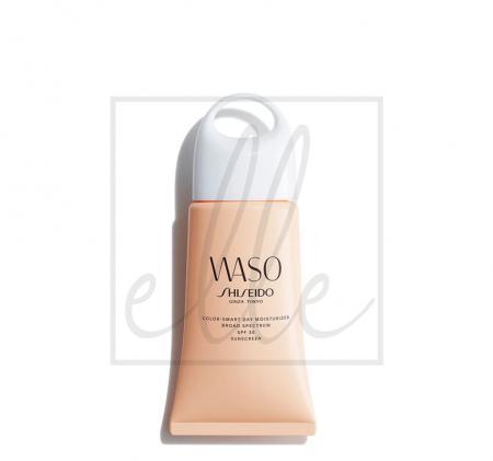Shiseido waso color smart day moisturizer spf 30 - 50ml