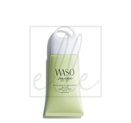 Shiseido waso color smart day moisturizer oil free spf 30 - 50ml