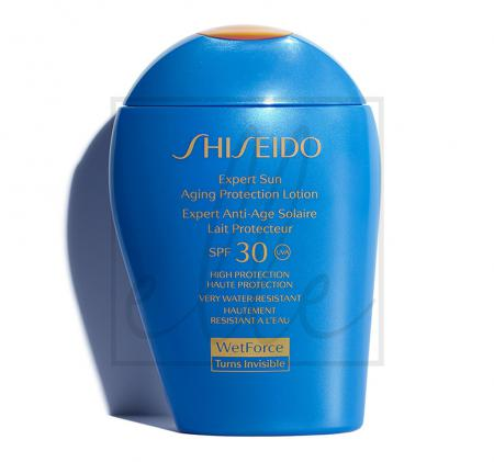 Shiseido expert aging protection lotion for face & body spf30 - 100ml