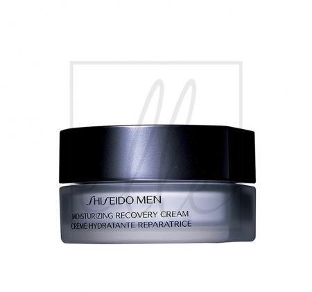 Shiseido men moisturizing recovery cream - 50ml