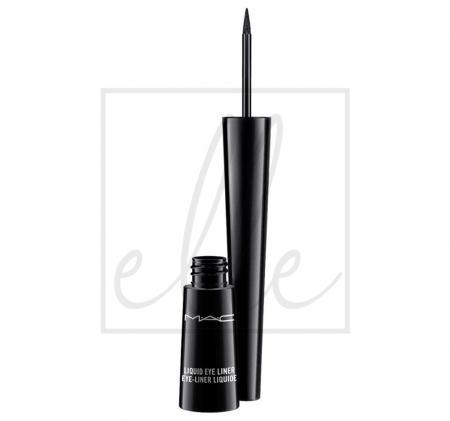 Liquid eye liner - 2.5ml (boot black)