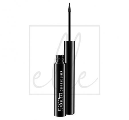 Superslick liquid eye liner - 1.8ml (on the hunt)