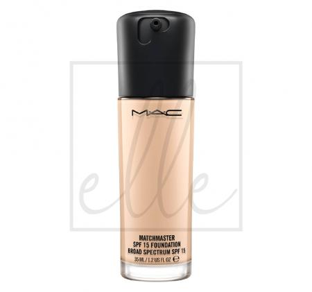 Matchmaster spf 15 foundation fondotinta - 35ml
