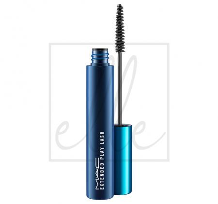 Extended play lash - 8g (endlessly black)