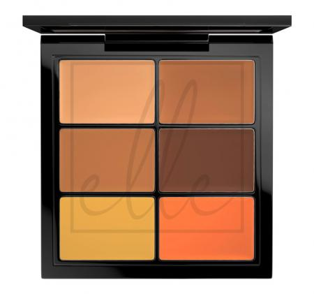 Studio conceal and correct palette - dark