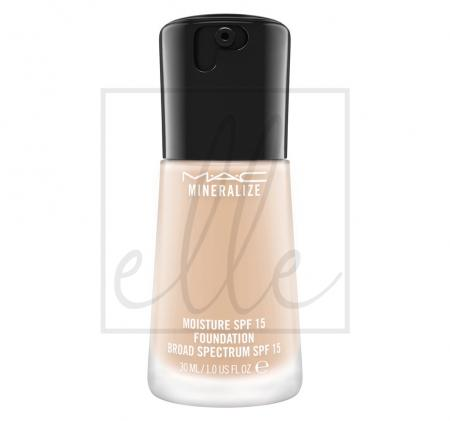 Mineralize moisture spf15 foundation - 30ml