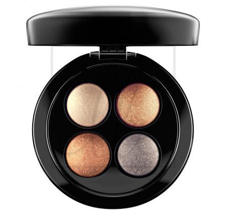 Mineralize eye shadow x4 - a glimmer of gold