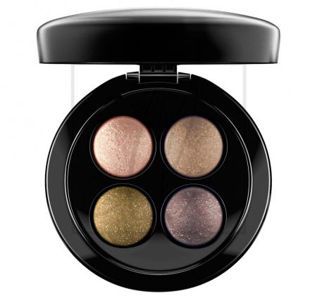 Mineralize eye shadow x4 - harvest of greens
