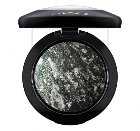Mineralize eye shadow duo - smutty green
