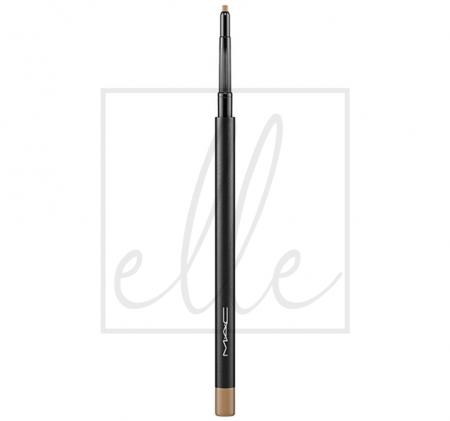 Eye brows liner - delineated