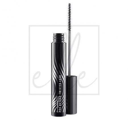 Pro beyond twisted lash - twisted black