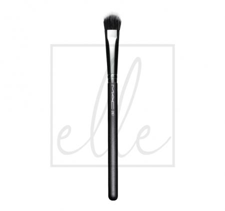 287 duo fibre eye shadow brush