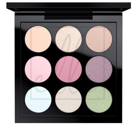 Eye shadow x9 - pastel times nine
