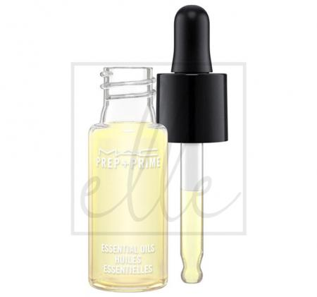 Prep + prime essential oils grapefruit & chamomile - 8ml