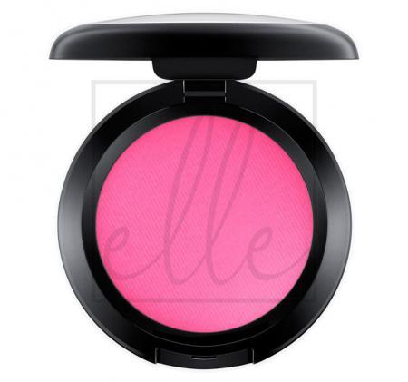 Powder blush small - bright pink