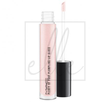 Plenty pout plumping lipgloss - 2.8ml