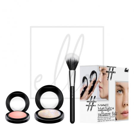 Highlight and radiance exclusive kit