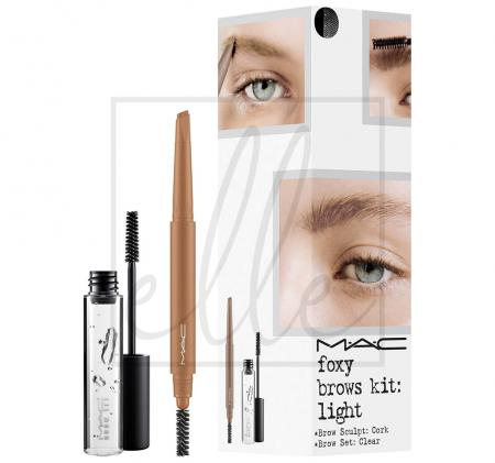 Instant artistry / foxy brows kit