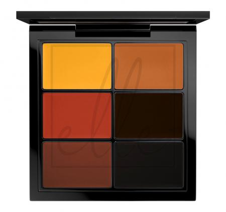 Studio conceal and correct palette / deep - 6g