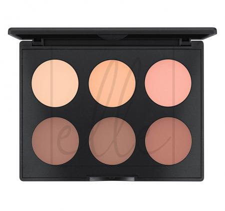 Studio fix sculpt and shape contour palette light/medium
