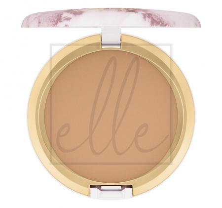 Next to nothing bronzing powder/ electric wonder - sun soaked strip