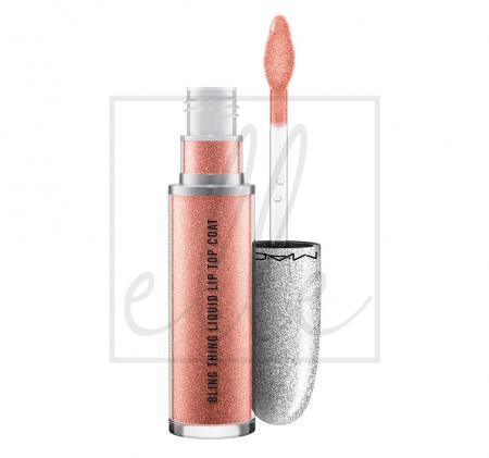Bling thing liquid lip top coat - 5ml
