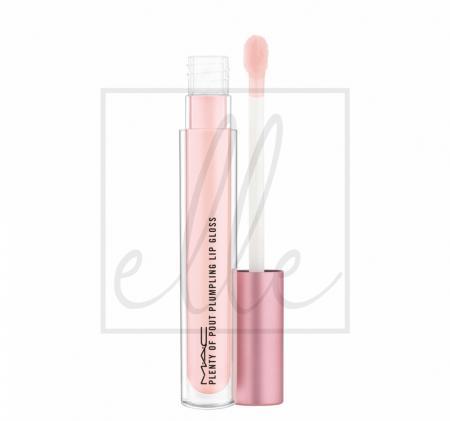Plenty of pout plumping lip gloss - pl 2.8ml/.09floz