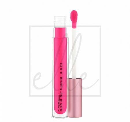 Plenty of pout plumping lip gloss - touch of reverence