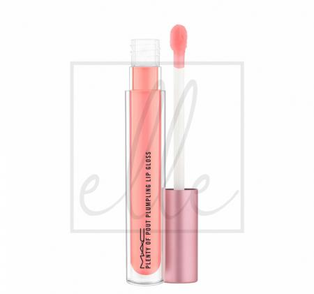 Plenty of pout plumping lip gloss - ephemeral nature