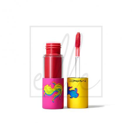 Mac versicolor vanish cream lip stain - like candy