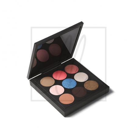 Mac sea of plenty travel size eyeshadow palette